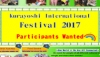 Kurayoshi International Festival 2017