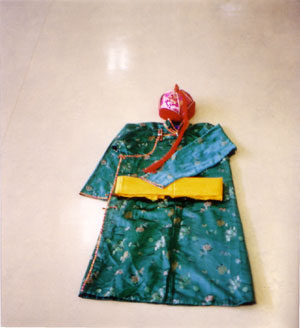 11 蒙古小女孩服饰12 蒙古小男孩背心